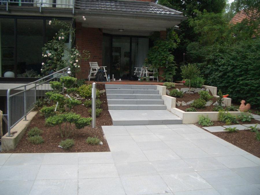 terrassentreppe die neueste innovation der innenarchitektur und m bel. Black Bedroom Furniture Sets. Home Design Ideas
